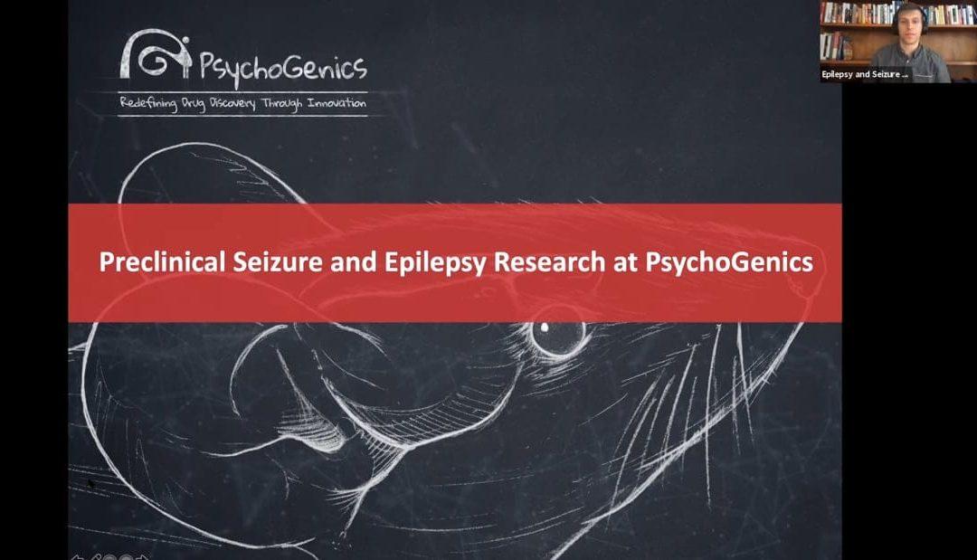 Preclinical Seizure and Epilepsy [WEBINAR]